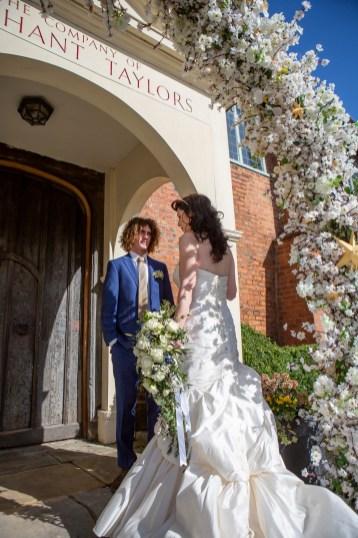 A Celestial Wedding Shoot in York (26)