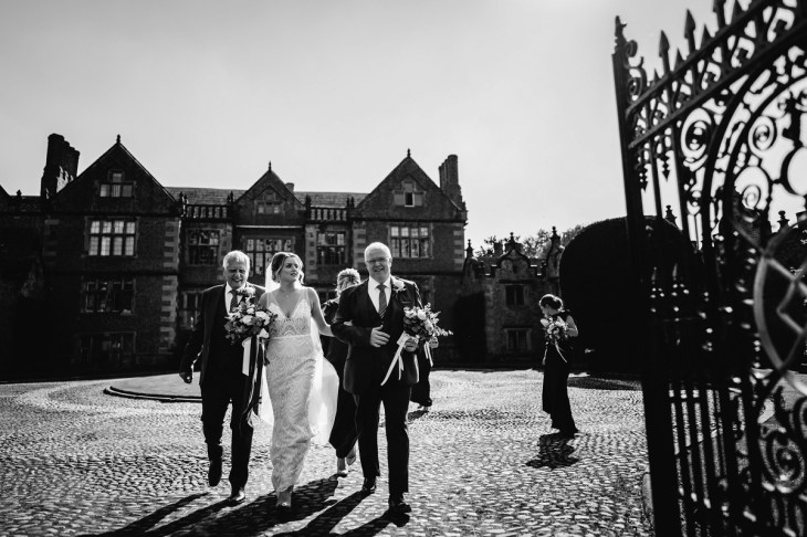 An Elegant Wedding at Dorfold Hall (c) Lee Brown Photography (22)