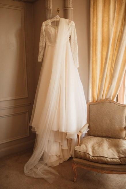 An Elegant Wedding at Thornton Manor (c) Stephen Walker Photography (103)