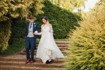 An Elegant Wedding at Thornton Manor (c) Stephen Walker Photography (177)