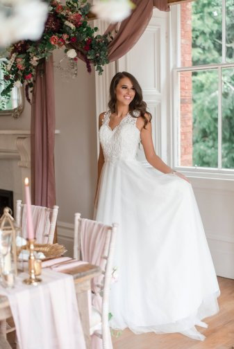 A Blush Wedding Styled Shoot at Hirst Priory (c) Sophie Atkins Photography (19)