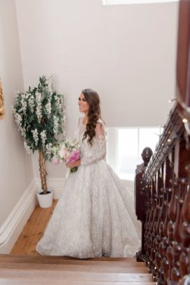 A Blush Wedding Styled Shoot at Hirst Priory (c) Sophie Atkins Photography (36)