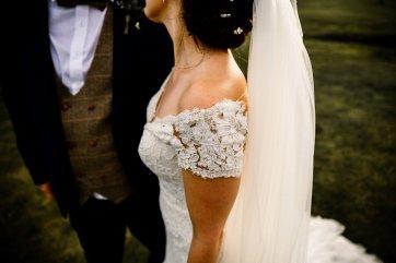 A Pronovias Wedding Dress for a Rustic Barn Wedding at Sandburn Hall (c) Hayley Baxter Photography (111)
