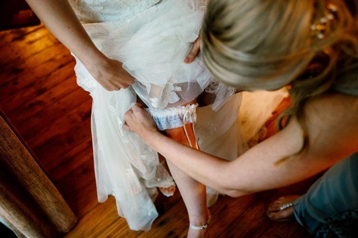 A Pronovias Wedding Dress for a Rustic Barn Wedding at Sandburn Hall (c) Hayley Baxter Photography (24)