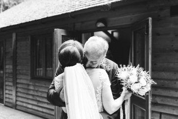 A Pronovias Wedding Dress for a Rustic Barn Wedding at Sandburn Hall (c) Hayley Baxter Photography (28)