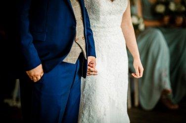 A Pronovias Wedding Dress for a Rustic Barn Wedding at Sandburn Hall (c) Hayley Baxter Photography (44)