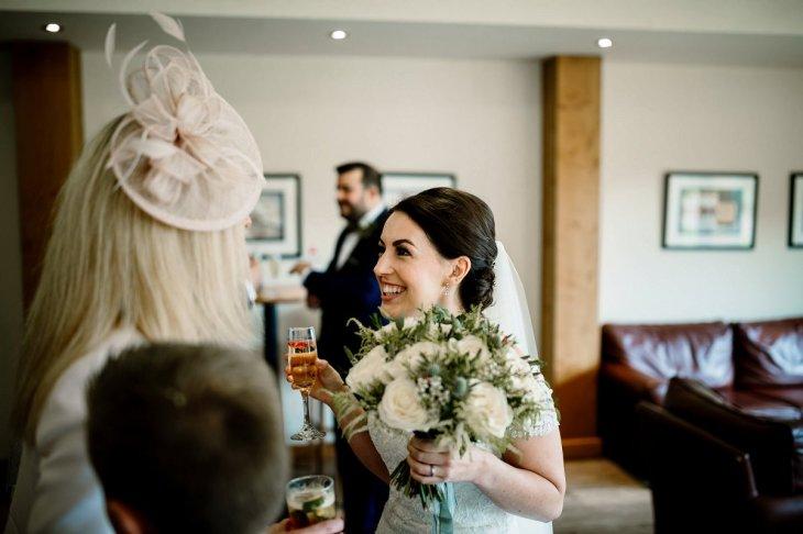 A Pronovias Wedding Dress for a Rustic Barn Wedding at Sandburn Hall (c) Hayley Baxter Photography (49)