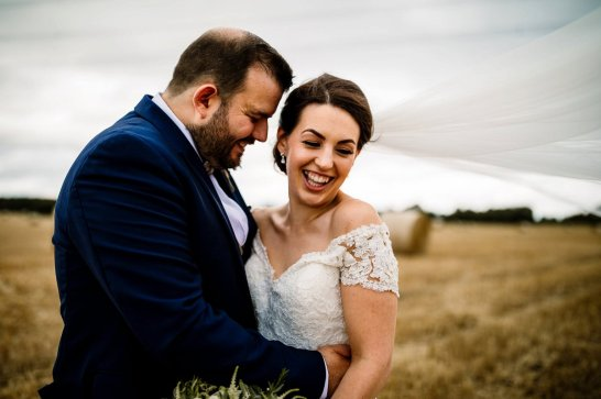 A Pronovias Wedding Dress for a Rustic Barn Wedding at Sandburn Hall (c) Hayley Baxter Photography (66)
