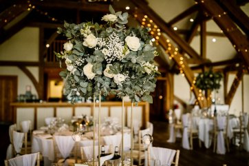 A Pronovias Wedding Dress for a Rustic Barn Wedding at Sandburn Hall (c) Hayley Baxter Photography (86)