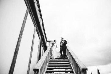 A Pronovias Wedding Dress for a Rustic Barn Wedding at Sandburn Hall (c) Hayley Baxter Photography (88)