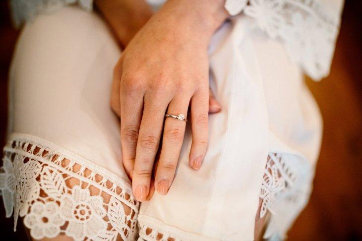 A Pronovias Wedding Dress for a Rustic Barn Wedding at Sandburn Hall (c) Hayley Baxter Photography (9)