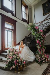 A Styled Wedding Shoot at Pepper Arden Hall (c) David West Photography (1)