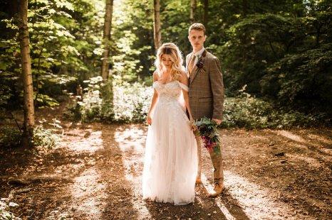 A Styled Woodland Wedding Shoot at Hazlewood Castle (c) Anna Beth Photography (13)