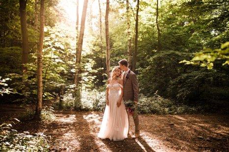 A Styled Woodland Wedding Shoot at Hazlewood Castle (c) Anna Beth Photography (14)