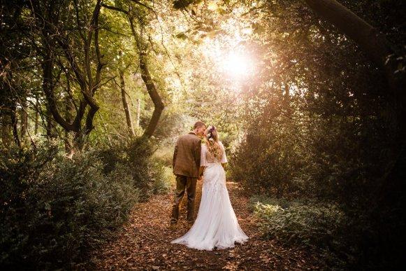 A Styled Woodland Wedding Shoot at Hazlewood Castle (c) Anna Beth Photography (27)