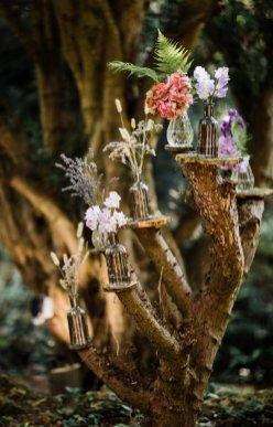 A Styled Woodland Wedding Shoot at Hazlewood Castle (c) Anna Beth Photography (29)