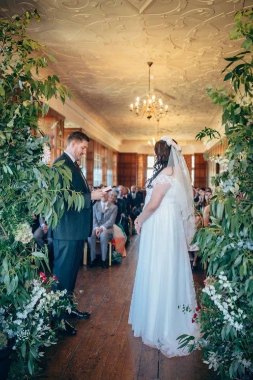 A Vintage Wedding at Charlton House (c) Samantha Kay Photography (75)