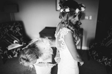 An Elegant Festive Wedding at The Coniston Hotel (c) Hayley Baxter Photography (19)