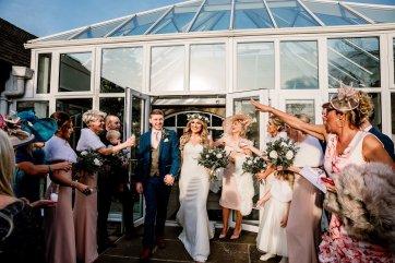 An Elegant Festive Wedding at The Coniston Hotel (c) Hayley Baxter Photography (50)