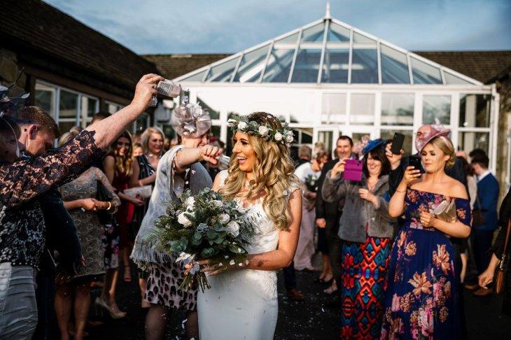 An Elegant Festive Wedding at The Coniston Hotel (c) Hayley Baxter Photography (54)