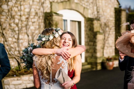 An Elegant Festive Wedding at The Coniston Hotel (c) Hayley Baxter Photography (56)