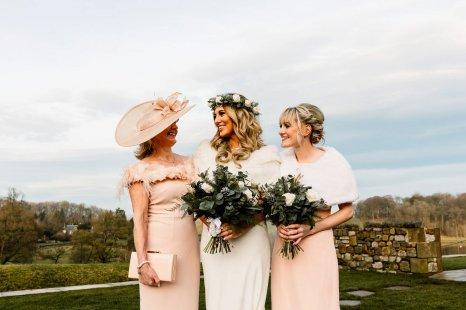 An Elegant Festive Wedding at The Coniston Hotel (c) Hayley Baxter Photography (77)