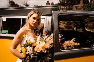Campervan Wedding Shoot at Burton Manor wit Bellissima Brides (c) Madison Picture (17)