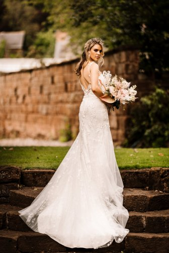 Campervan Wedding Shoot at Burton Manor wit Bellissima Brides (c) Madison Picture (81)