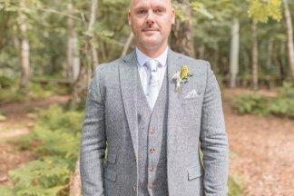 Cheshire Woodland Wedding Styled Shoot (c) Tanya Flannagan Photography (22)
