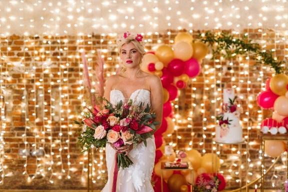 Neon Raspberry - A Styled Wedding Shoot at Hornington Manor (c) Kayleigh Ann Photography (12)