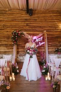Neon Raspberry - A Styled Wedding Shoot at Hornington Manor (c) Kayleigh Ann Photography (30)