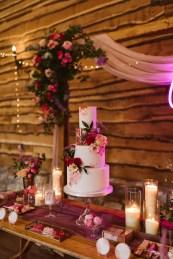Neon Raspberry - A Styled Wedding Shoot at Hornington Manor (c) Kayleigh Ann Photography (40)