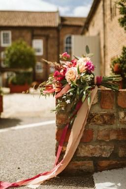 Neon Raspberry - A Styled Wedding Shoot at Hornington Manor (c) Kayleigh Ann Photography (7)