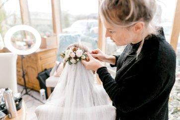 Pronovias Wedding Dress for a Winter Wedding at Mitton Hall (c) Kieran Bellis Photography for Brides Up North (14)