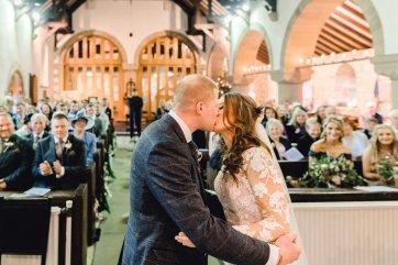 Pronovias Wedding Dress for a Winter Wedding at Mitton Hall (c) Kieran Bellis Photography for Brides Up North (26)