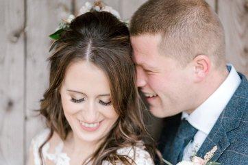 Pronovias Wedding Dress for a Winter Wedding at Mitton Hall (c) Kieran Bellis Photography for Brides Up North (54)
