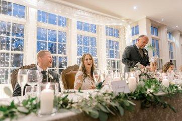 Pronovias Wedding Dress for a Winter Wedding at Mitton Hall (c) Kieran Bellis Photography for Brides Up North (63)