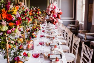 A Pretty Pink Wedding Styled Shoot at Saltmarshe Hall (c) Anna Beth Photos (30)