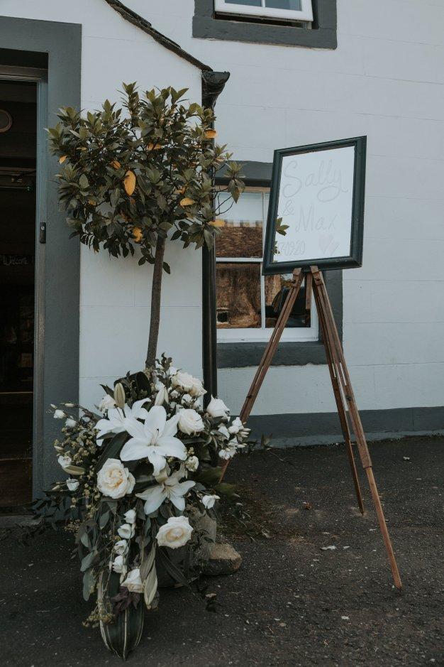 A Pretty Wedding at Askham Hall (c) Bridgette Ibbotson Photography (4)