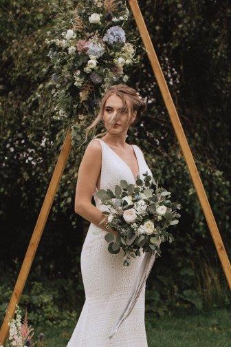A Rustic Farm Wedding Shoot in North Wales (c) Fox & Bear Photography (17)