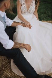 A Rustic Farm Wedding Shoot in North Wales (c) Fox & Bear Photography (36)