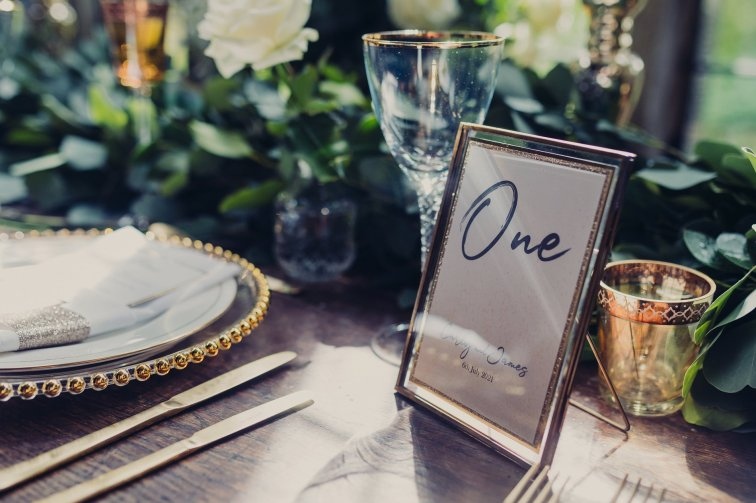 Glam Wedding Styled Shoot at Upper House (c) Chelsea Shoesmith Photography (9)