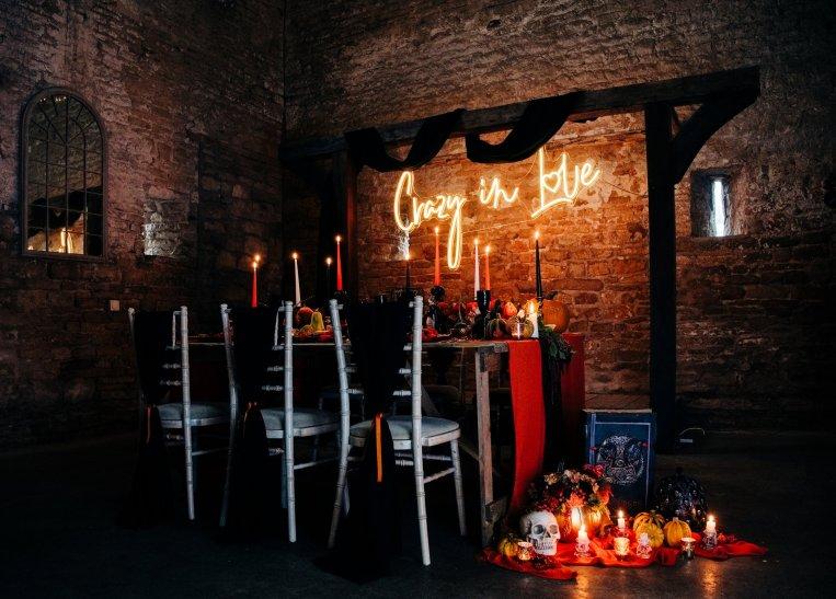 Halloween Gothic Wedding Creative Shoot (c) Veil & Gun Photography (23)