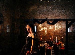 Halloween Gothic Wedding Creative Shoot (c) Veil & Gun Photography (25)