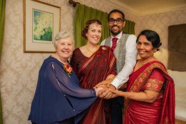 A Multicultural Autumn Wedding in Yorkshire (c) AD Photography (90)