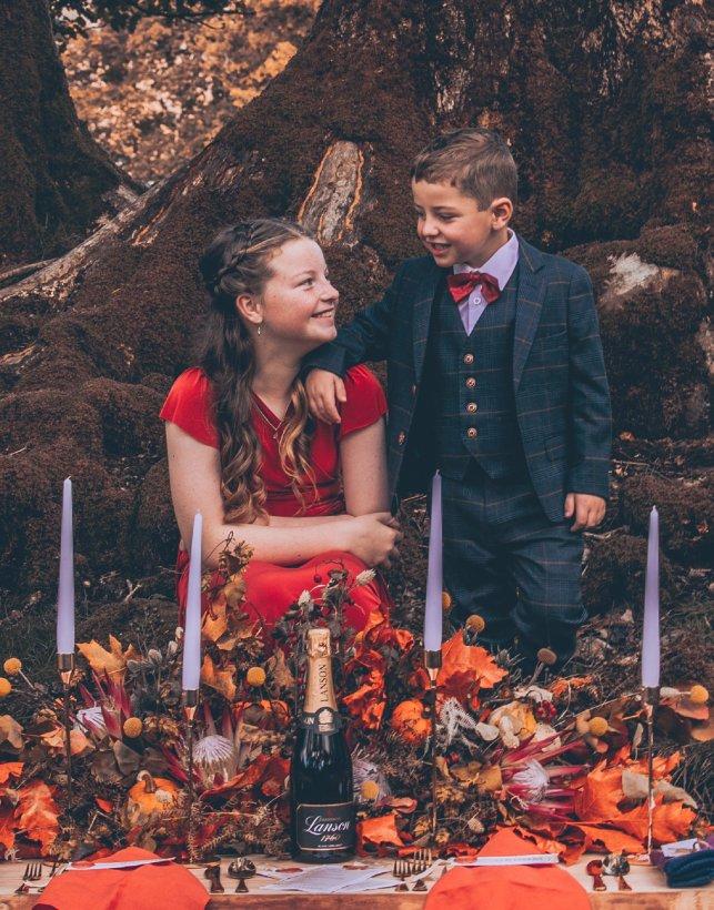 A Rustic Autumn Wedding Shoot at Townhead Estate (c) Clare Geldard Photography (1)