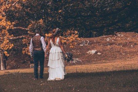A Rustic Autumn Wedding Shoot at Townhead Estate (c) Clare Geldard Photography (37)