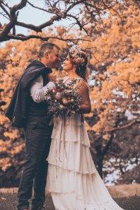 A Rustic Autumn Wedding Shoot at Townhead Estate (c) Clare Geldard Photography (8)