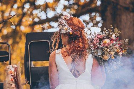 A Rustic Autumn Wedding Shoot at Townhead Estate (c) Clare Geldard Photography (9)
