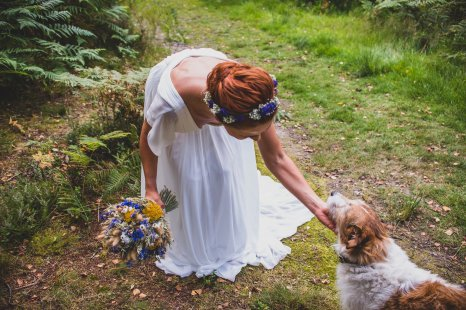 A Rustic Wildflower Micro Wedding (c) Weddings By Foyetography (3)